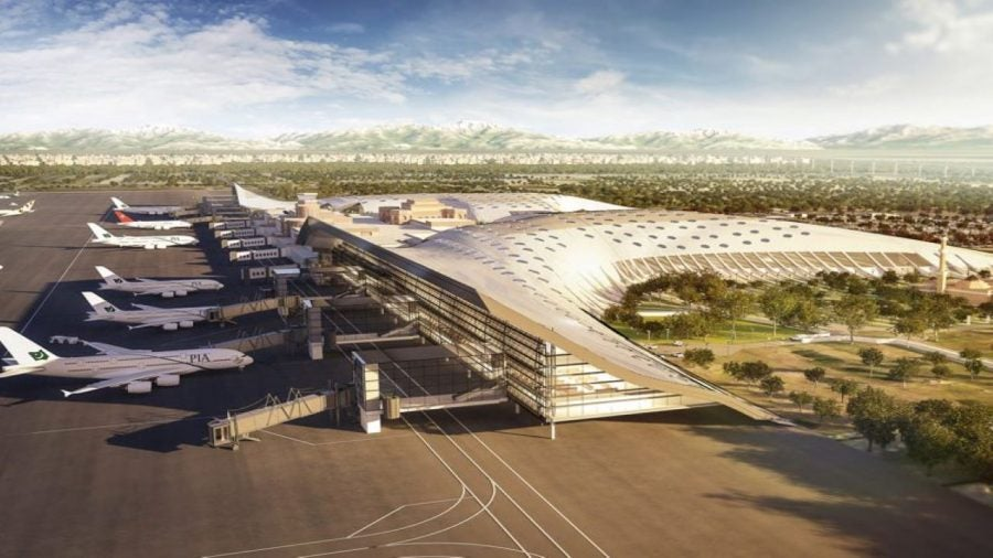 Allama Iqbal International Airport, Lahore (LHE/OPLA)