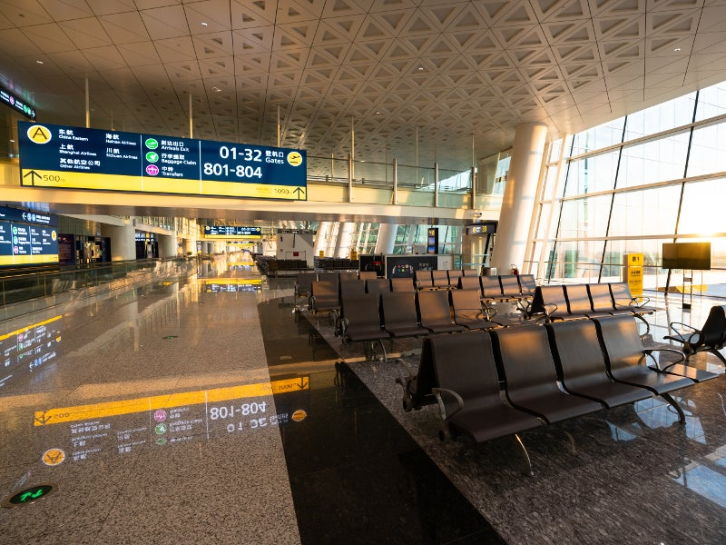 Wuhan Tianhe International Airport, Hebei Province - Airport ...