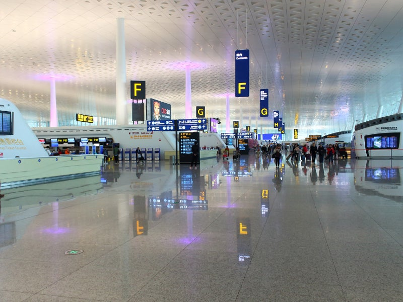 Wuhan Tianhe International Airport served 24.5 million passengers in 2018.