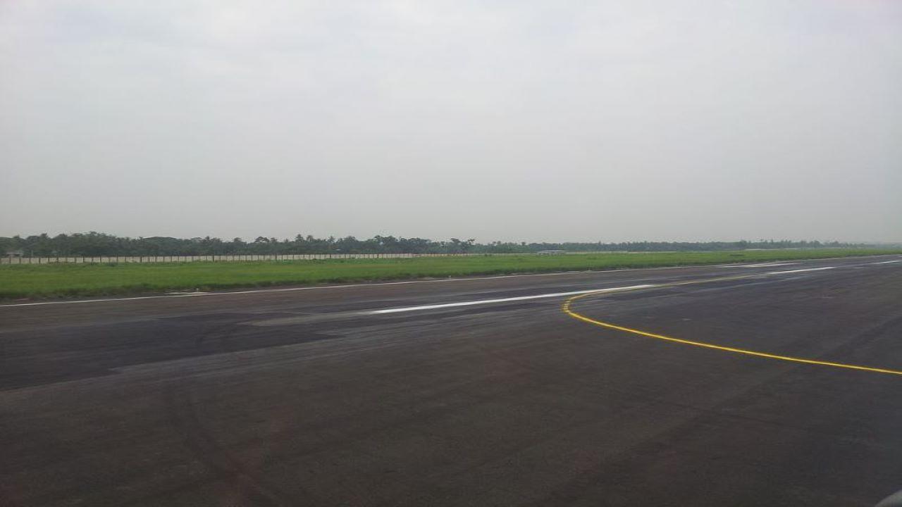 Image 2-Netaji Subhash Chandra Bose (Kolkata) International Airport (002)