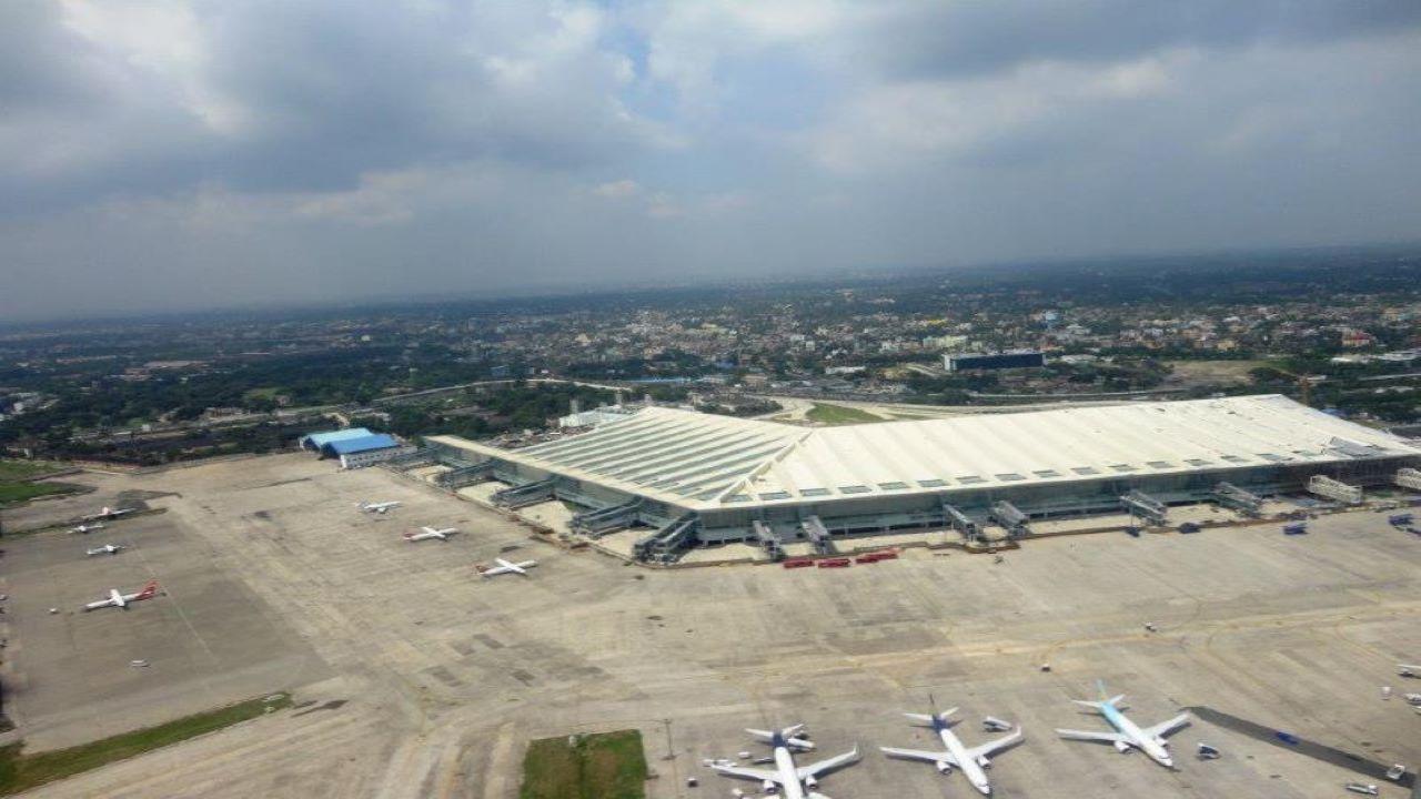 Image 3-Netaji Subhash Chandra Bose (Kolkata) International Airport (002)
