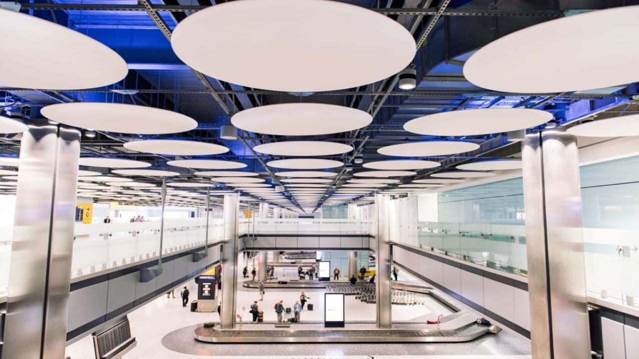 Image 2-London Heathrow Airport Terminal 2 Redevelopment
