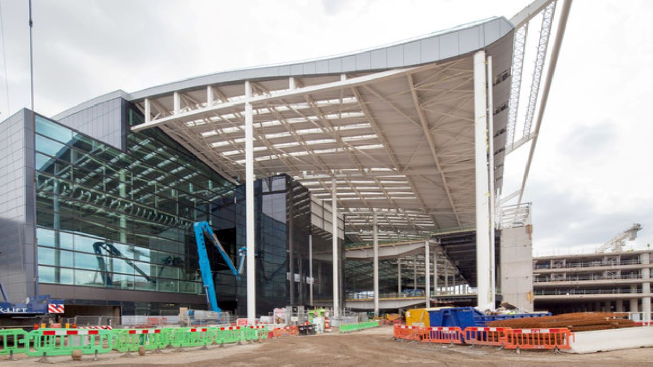 Image 4-London Heathrow Airport Terminal 2 Redevelopment