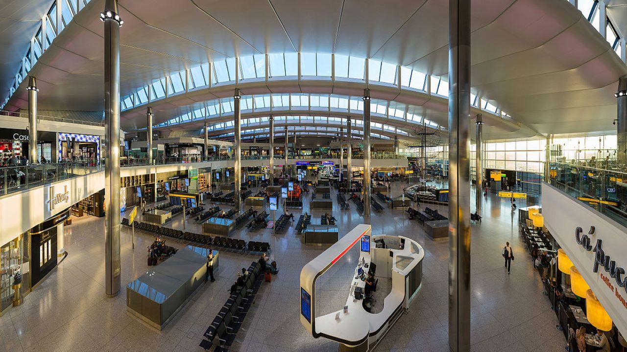 Image 5-London Heathrow Airport Terminal 2 Redevelopment