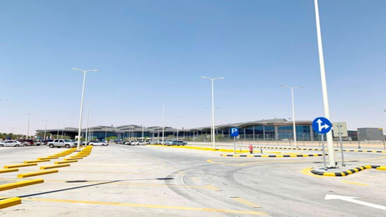 Image 5-King Khaled International Airport