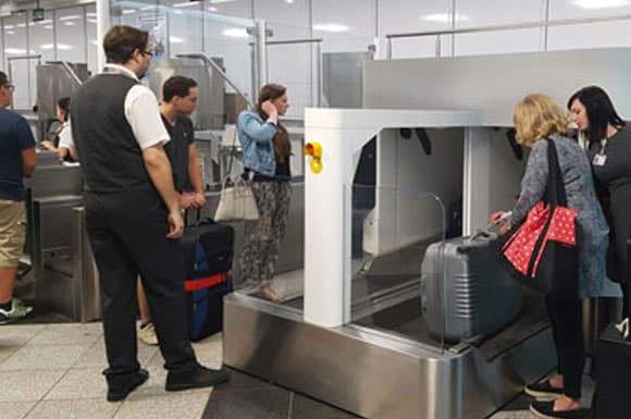 Munich luggage drop