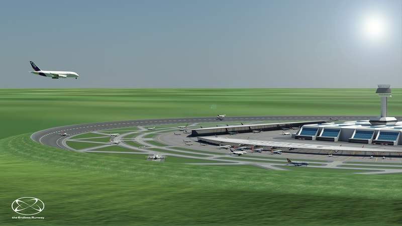 endless runway