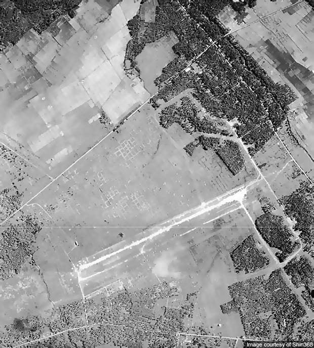 The Zamboanga International Airport was constructed in 1945.