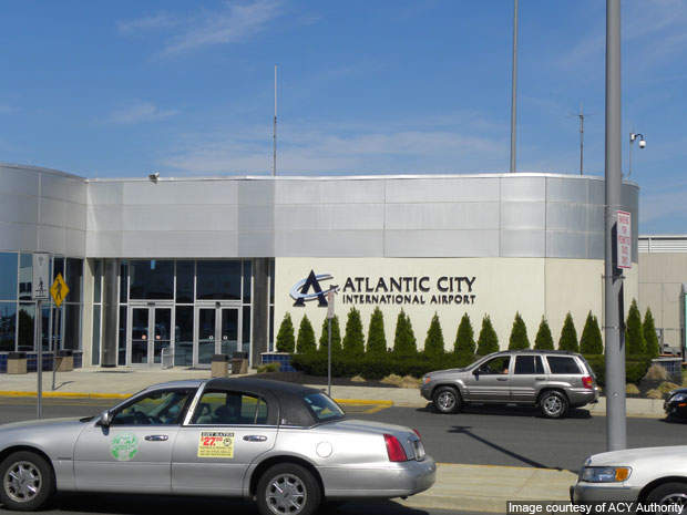 Atlantic City International Airport's terminal expansion began in 2005 as part of a long-term improvement programme. The works were completed by 2009.