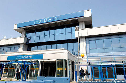 London City Airport opened to the public in October 1986.