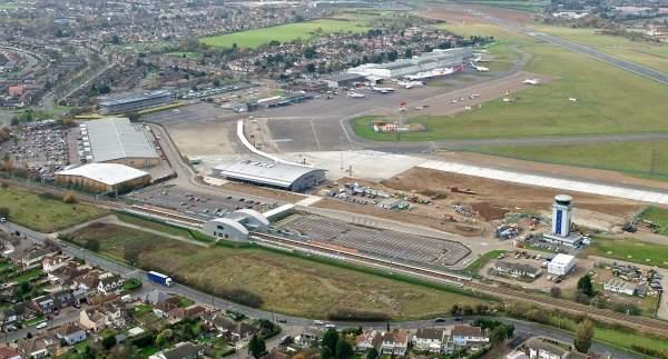 Southend Airport Car Park Map