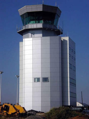 Bristol's air traffic control is second to none at the facility and is operated in a 20-year deal with NATS (National Air Traffic Control).