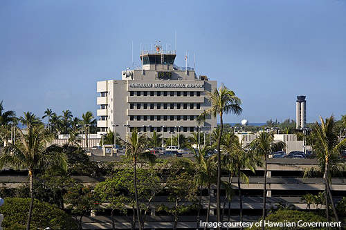 Honolulu International Airport (HNL) is a premiere international airport in the US.