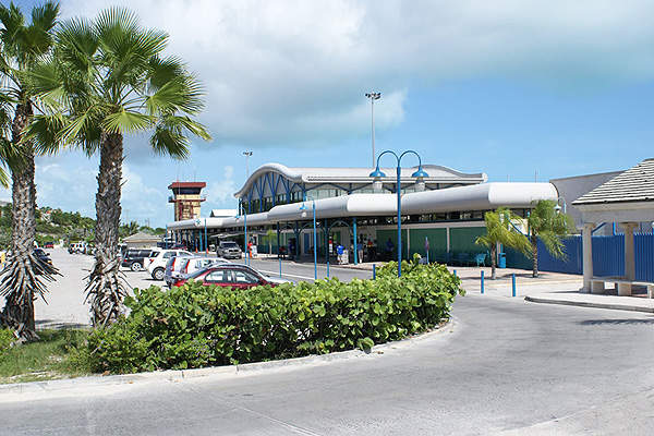 The Providenciales International Airport is located on the Turks and Caicos Islands, United Kingdom. Image courtesy of Turks and Caicos Islands Airports Authority.