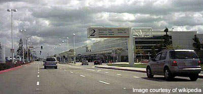 The LA/Ontario International Airport is the second major airport in the Los Angeles.