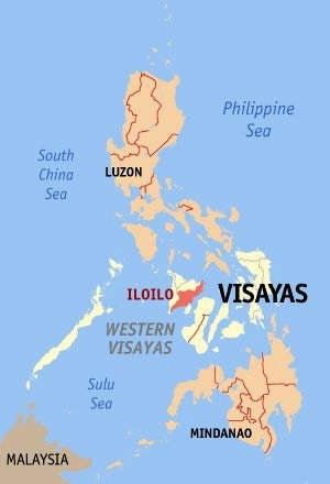 Iloilo International Airport serves the Iloilo region of the Philippines.