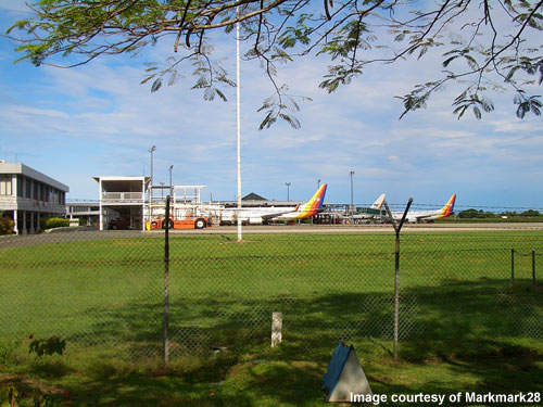 Nadi international Airport is Fiji's main international gateway and is one of the two international airports.