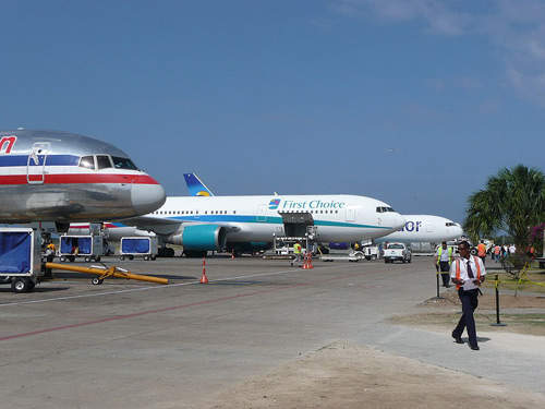 Punta Cana International Airport is the third-busiest airport in the Caribbean and offers regular scheduled flights to South America, North America and Europe.