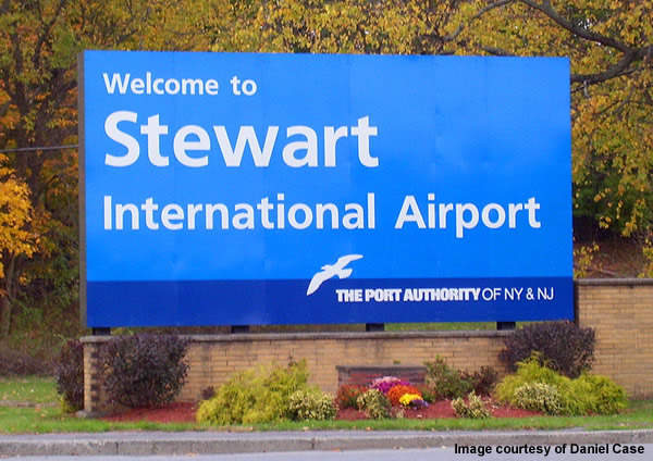 Stewart International Airport is operated by  the Port Authority of New York and New Jersey