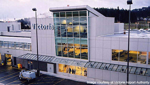 Victoria International Airport is located 22km from North Saanich city in British Columbia, Canada.