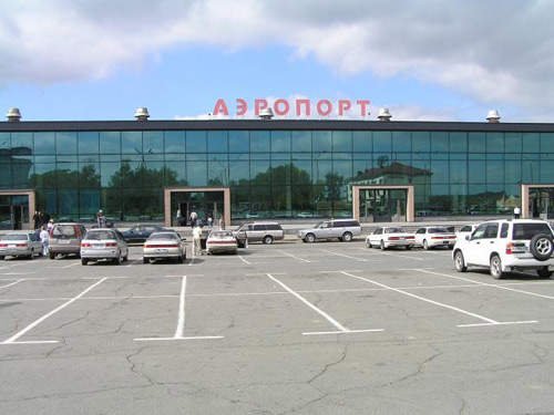 Vladivostok International Airport is a gateway to the far east of Russia.