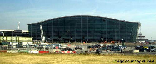 T5 opened in March 2008.