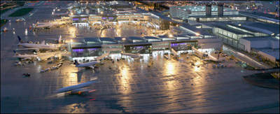 The busy airport in operation but GBIA has its affairs in hand and new expansions are on the horizon.