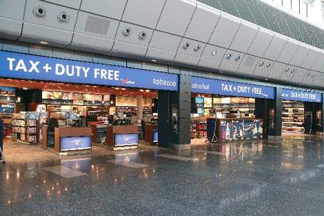 The Zurich Airport expansion has led to the introduction of more retail outlets which generate revenue.