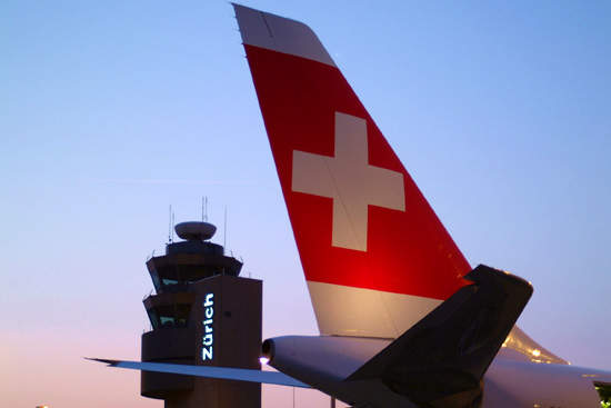 The fifth expansion aimed to transform Zurich airport into a truly world-leading air-transport hub.