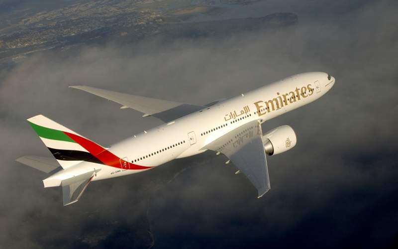 Pack your bags - the world's longest distance commercial flights Dubai To Houston Emirates Route Map on