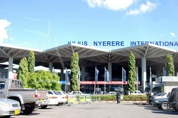 Julius Nyerere international airport is located at Dar es Salaam city in Tanzania.