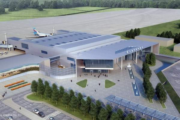 Phase 1 of the new terminal at Nizhny Novgorod Airport will start operations in December 2015.