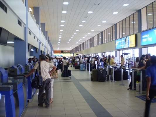 Tocumen International Airport has a single passenger terminal.