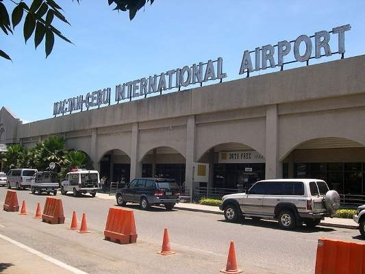 Mactan-Cebu International Airport is the second busiest airport in Philippines.