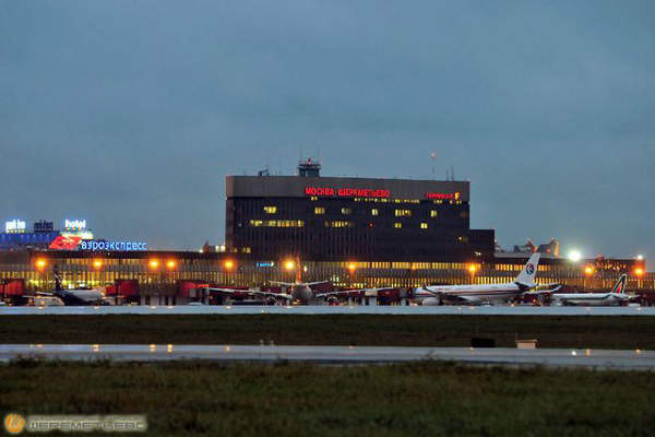 Sheremetyevo International Airport is one of the major airports in Russia. Image courtesy of Sheremetyevo International Airport.