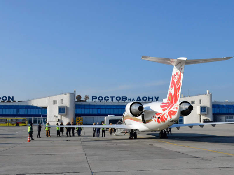 Rostov-on-Don airport is a key transport hub of the Southern Federal District of Russia. Image: courtesy of Rostov-on-Don Airport.