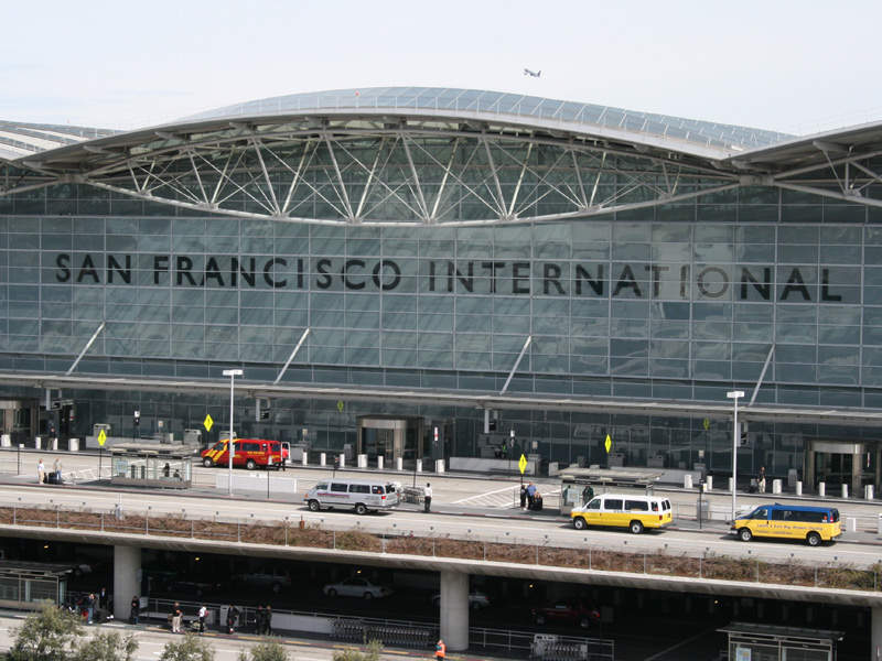 San Francisco International Airport broke ground for the Terminal 1 renovation project in June 2016. Image courtesy of San Francisco International Airport.