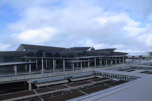 Terminal 3 (TPS 3) of the São Paulo-Guarulhos International Airport (GRU Airport) was opened one month ahead of the FIFA World Cup 2014.