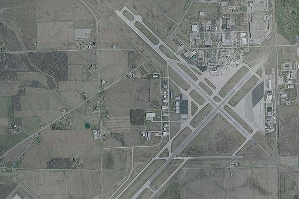 Fort Wayne International Airport is located in the city of Fort Wayne in Indiana, US.