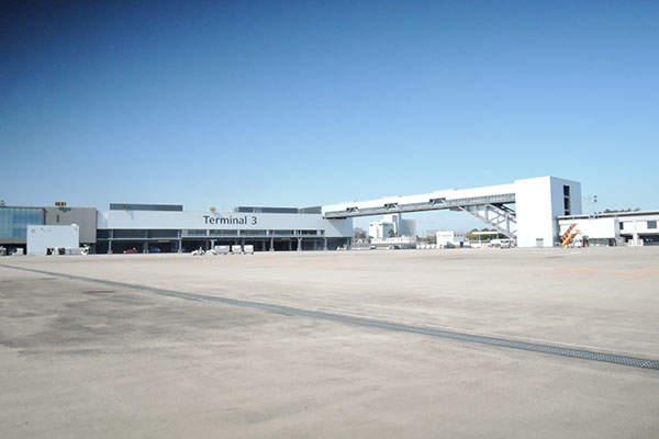 Terminal 3 at Japan's Narita International Airport was opened in April 2015. Image courtesy of Narita International Airport Corporation (NAA).