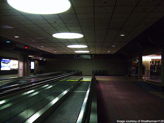 Pittsburgh International Concourse A.