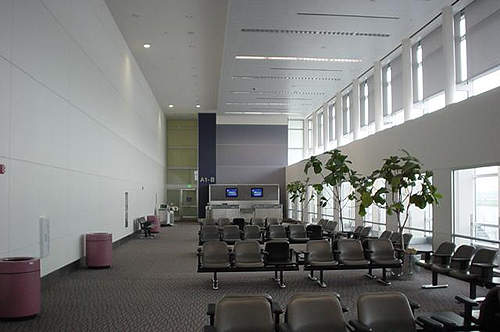 The Mineta San José International Airport is undergoing a major terminal redevelopment project.