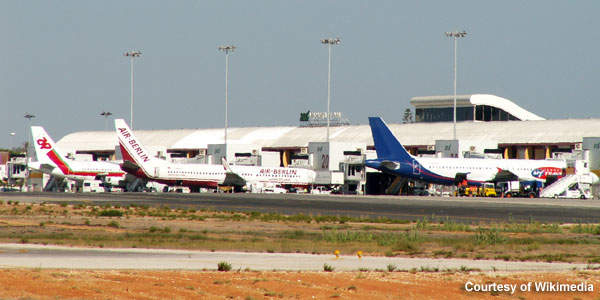After expansion, the aircraft parking bays at the airport are planned to increase from 22 to 33.