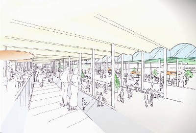 The retail improvements to the Glasgow Airport will make a big difference to the passenger experience.