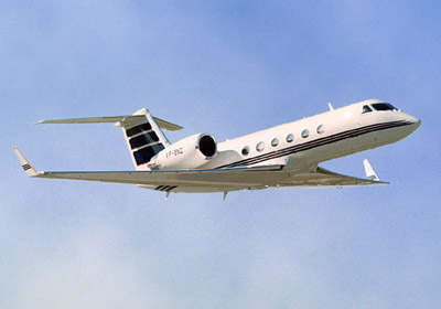 Gulf Stream jets can now land at Henderson Executive as the runways have been refurbished and extended.