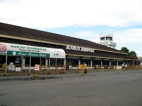 Iloilo International Airport replaced the old Mandurriao Airport which could not be expanded.