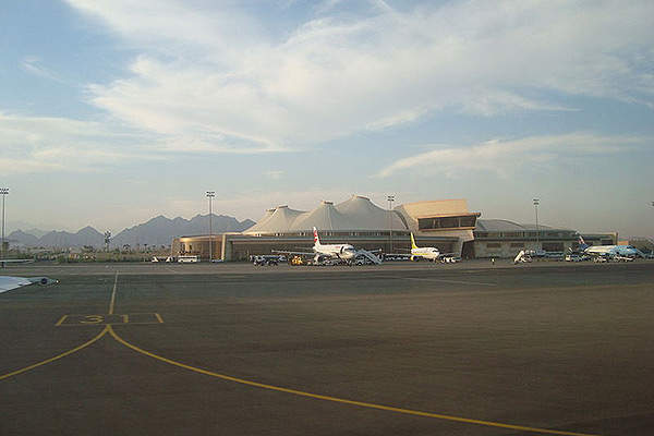 The Egyptian airport is expected to handle 18 million passengers per year by 2025. Image courtesy of On tour.