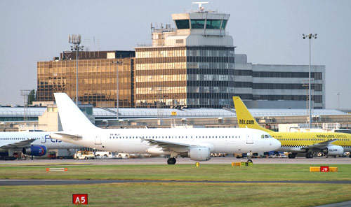Manchester Airport's new control tower should be in operation by 2009.
