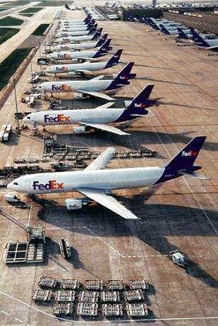 The World's Top Ten Cargo Hub Airports