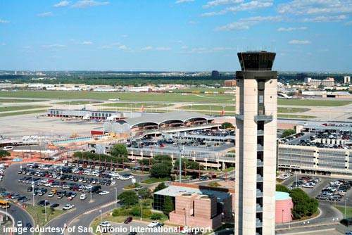 San Antonio International Airport Expansion Airport